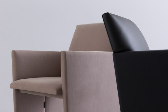 SLED | chair by INTERIORS inc.