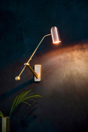 Stasis Floor Light di Bert Frank
