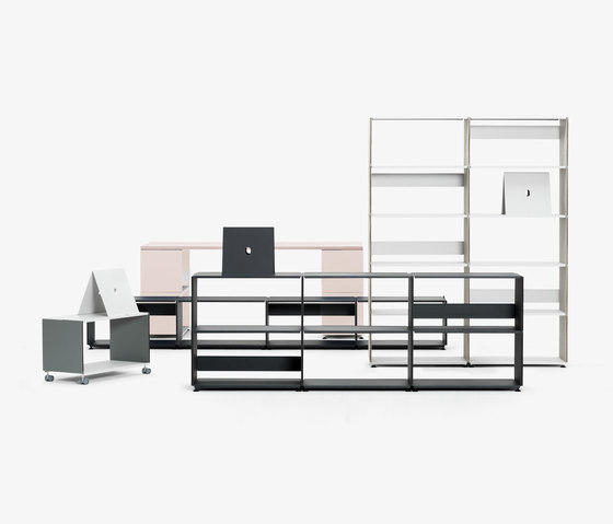 Plusminus shelf de Faust Linoleum