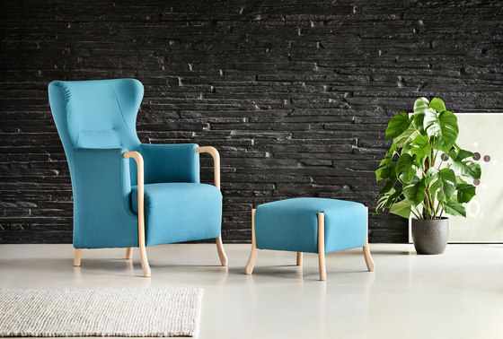 Claudia Armchair by Stouby