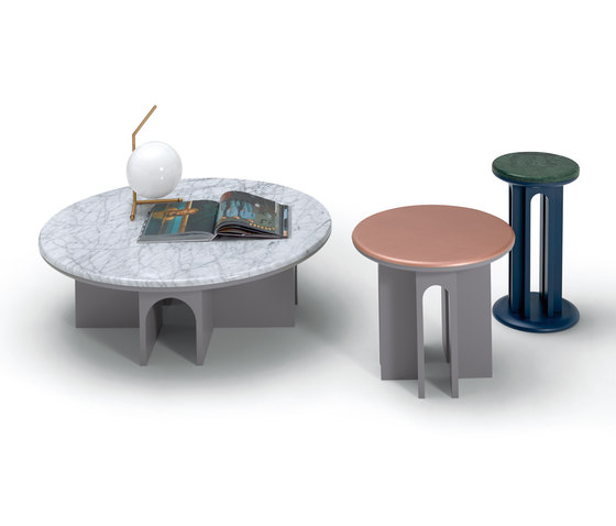 Arcolor Small Table by ARFLEX