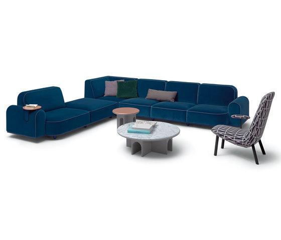 Leafo Armchair by ARFLEX