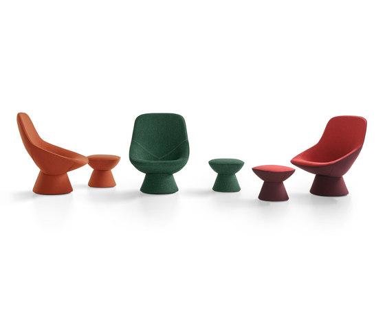 Pala | armchair by Artifort