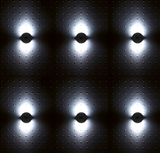 Trim quadrato biemissione de EGOLUCE