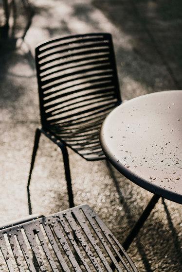 Zebra Fauteuil Lounge de Fast