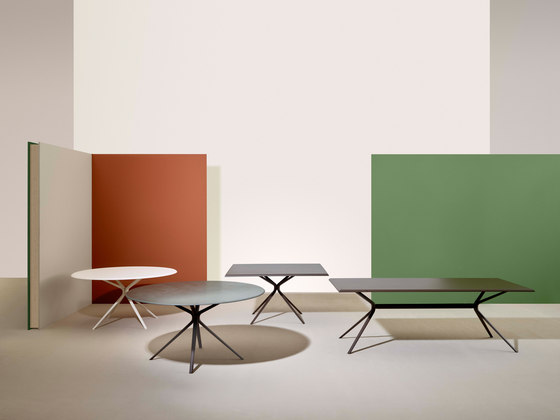 Moai Round Table by Fast