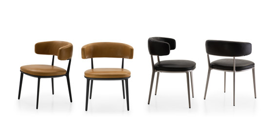 Caratos Chair by Maxalto
