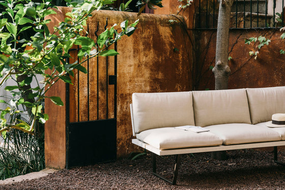 New Wood Plan Chaise-longue de Fast