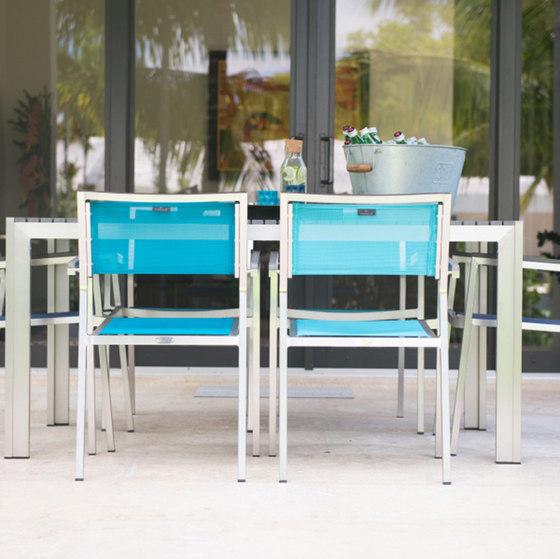Sicilia Rectangular Dining Table von Kannoa