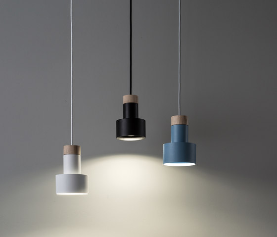 RADIUS Lamp by FILD