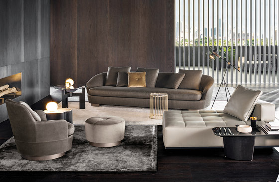 Jacques Sofa by Minotti
