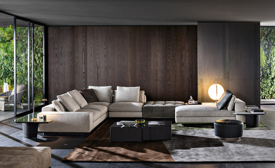 Lawrence Seating System de Minotti