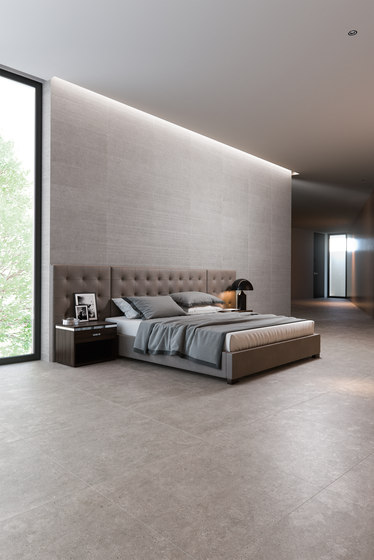 Bera&Beren Wall Dark Grey Six by LIVING CERAMICS