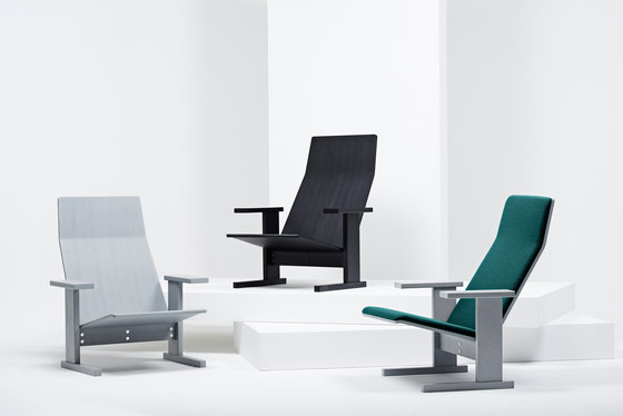 Quindici Lounge Chair | MC15 by Mattiazzi