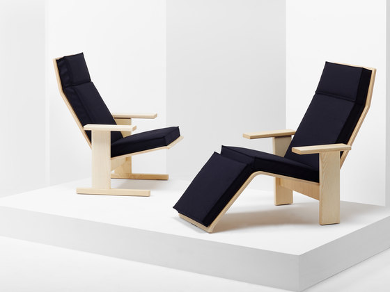 Quindici Chaise Longue | MC15 by Mattiazzi