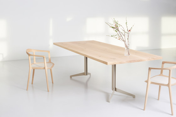 LYNX Rectangular table by Zoom by Mobimex