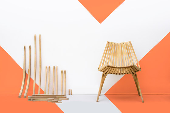 Lotos Chair | nature de POLITURA
