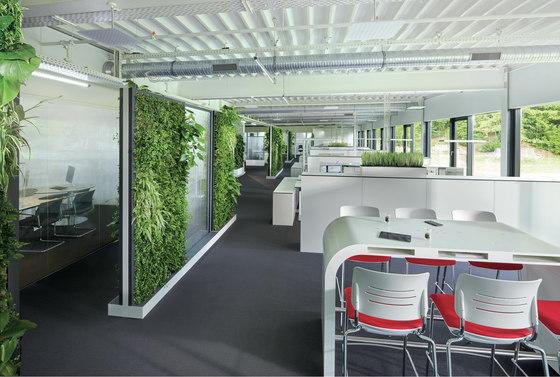 climateoffice mobiles heckenelement trennwandsysteme von c p m belsysteme architonic. Black Bedroom Furniture Sets. Home Design Ideas