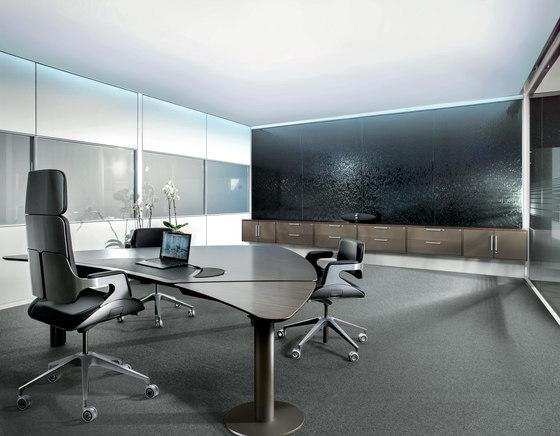 Premio Management-Schreibtisch T 8000 de C+P Möbelsysteme