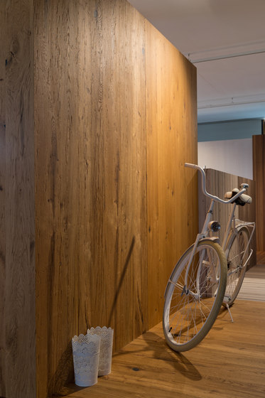 Rustica®Chopped | Beam Oak natural by europlac