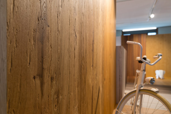 Rustica®Chopped | Historical Oak natural by europlac