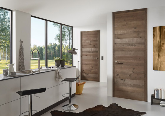 Swing Doors - American Style di Bartels Doors & Hardware