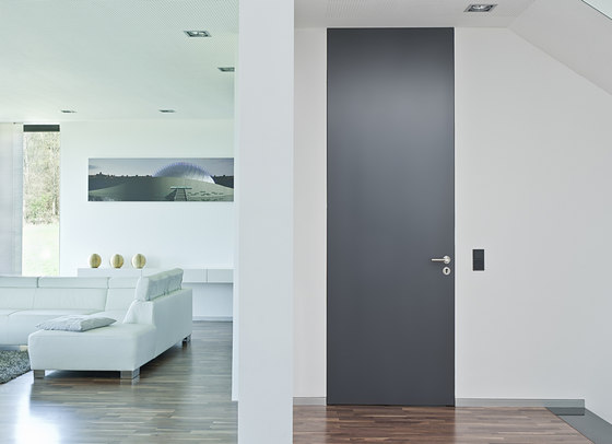 Swing Doors - Flush To The Wall von Bartels Doors & Hardware