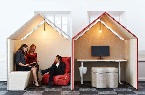The Hut | Half a Hut Sofa de Götessons