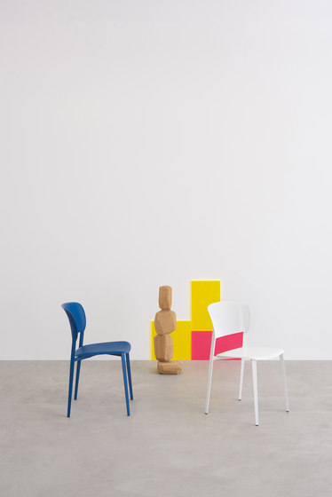 Ply chair by Desalto