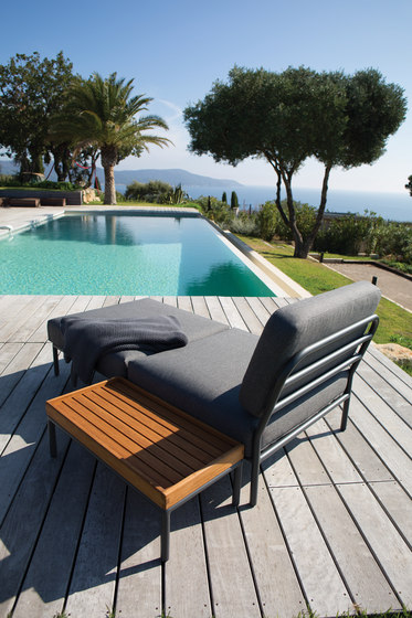 LEVEL | Lounge Chair by HOUE