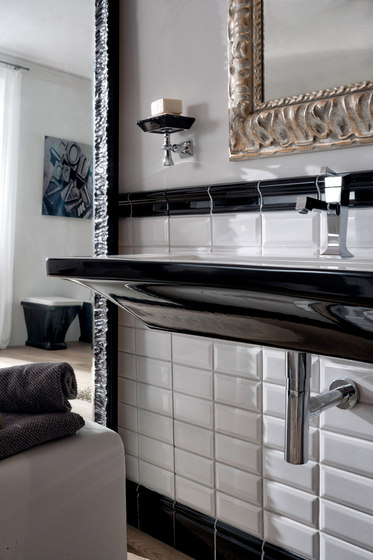 Butterfly | WC by Scarabeo Ceramiche