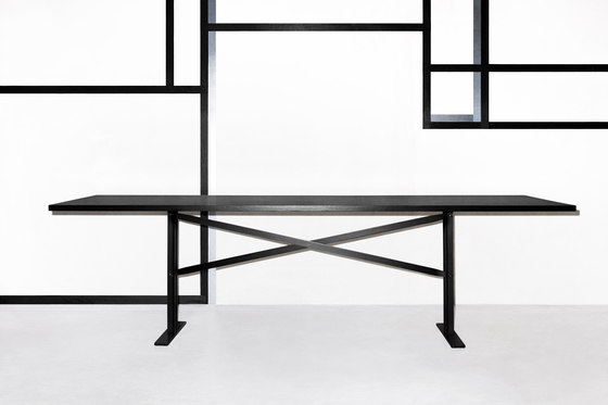 Ferric Table by Massproductions