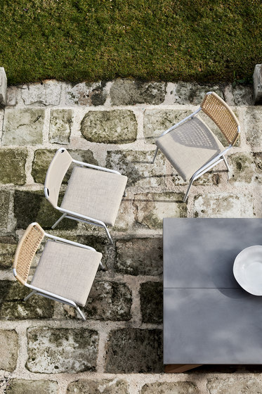Blend Tai Chair by Meridiani