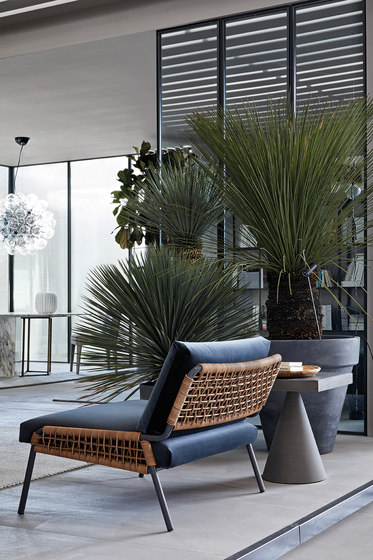 Blend Zoe Armchair by Meridiani