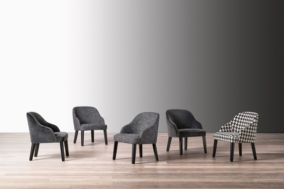 Odette Chair de Meridiani