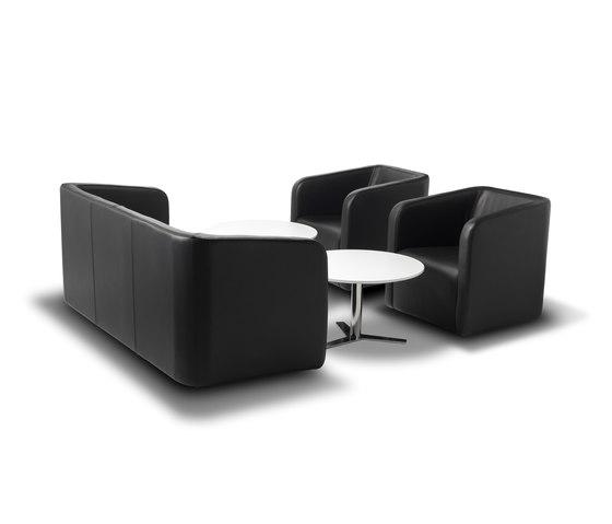 Chat armchair by Balzar Beskow