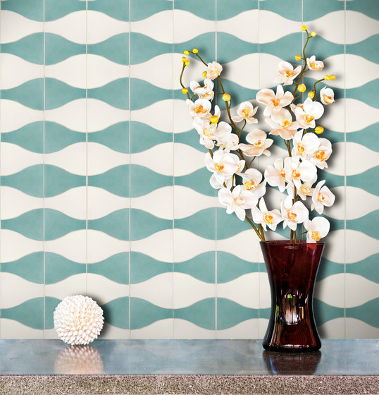 Funnel - Aqua by Granada Tile