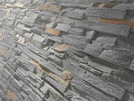 Brick | Oxido Brick Corner by Dune Cerámica