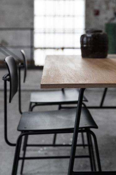 Sincera Table 210 black von Bent Hansen