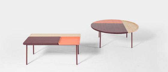 Treet lounge table von Mitab