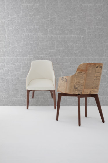 Marlene 200 wood by Riccardo Rivoli Design