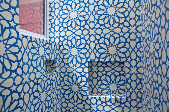 Alhambra - 50 A by Granada Tile