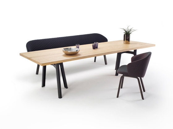 Trestle Table by Arco