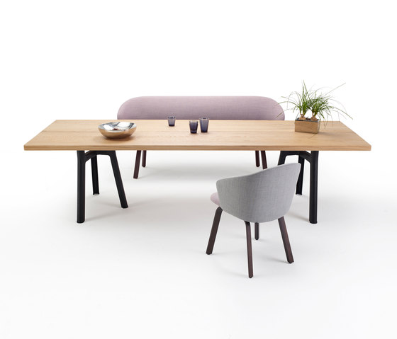 Trestle Table XL di Arco
