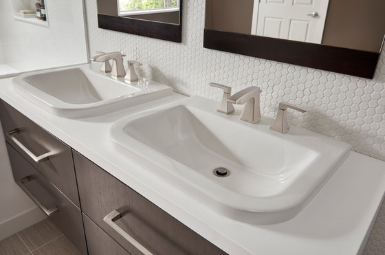 Logan Square™ | Two Handle Widespread Lavatory Faucet, 1.2gpm by Danze