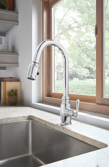 Opulence® | Pull-Down Kitchen Faucet by Danze