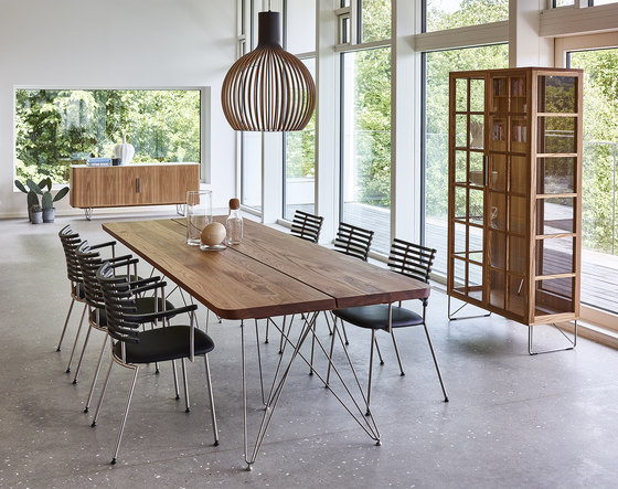 GM 3300 Plank De Luxe Table di Naver Collection