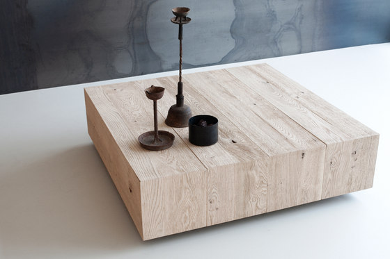 Common coffee table de Van Rossum