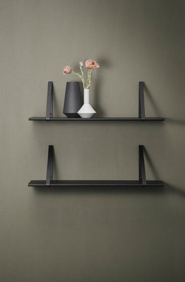 Shelf Hangers - Black by ferm LIVING