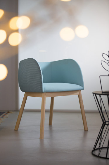 Mousse P Poltrona von CHAIRS & MORE